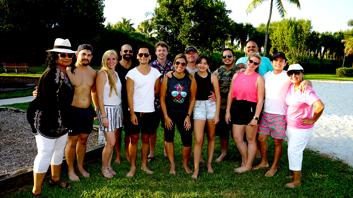 YPN Beach Networking Event