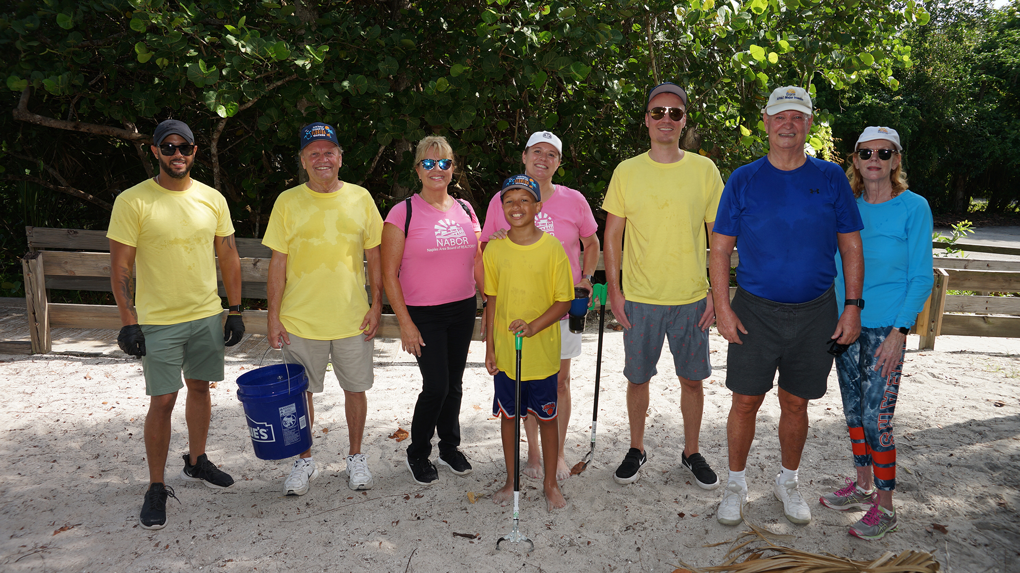 Clean Up Florida Waters - YPN